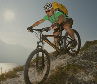 mountain biking tours we offer and activities we offer