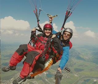paragliding in Skopje, Galicica, Ohrid and Krusevo
