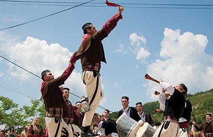 Grand National Tour of Macedonia