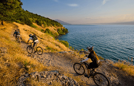 Glorious national Macedonian mountain biking tour