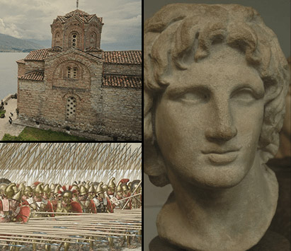 reasons to travel to macedonia like Alexander the great